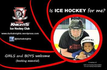 Is Ice Hockey for me?